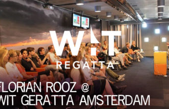 Wit regatta Amsterdam - Florian Rooz - extreme learning