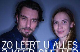 zo leert u alles 3 keer sneller Florian Rooz & Laura Dekker